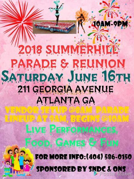 31st Annual Summerhill Reunion - Urban One