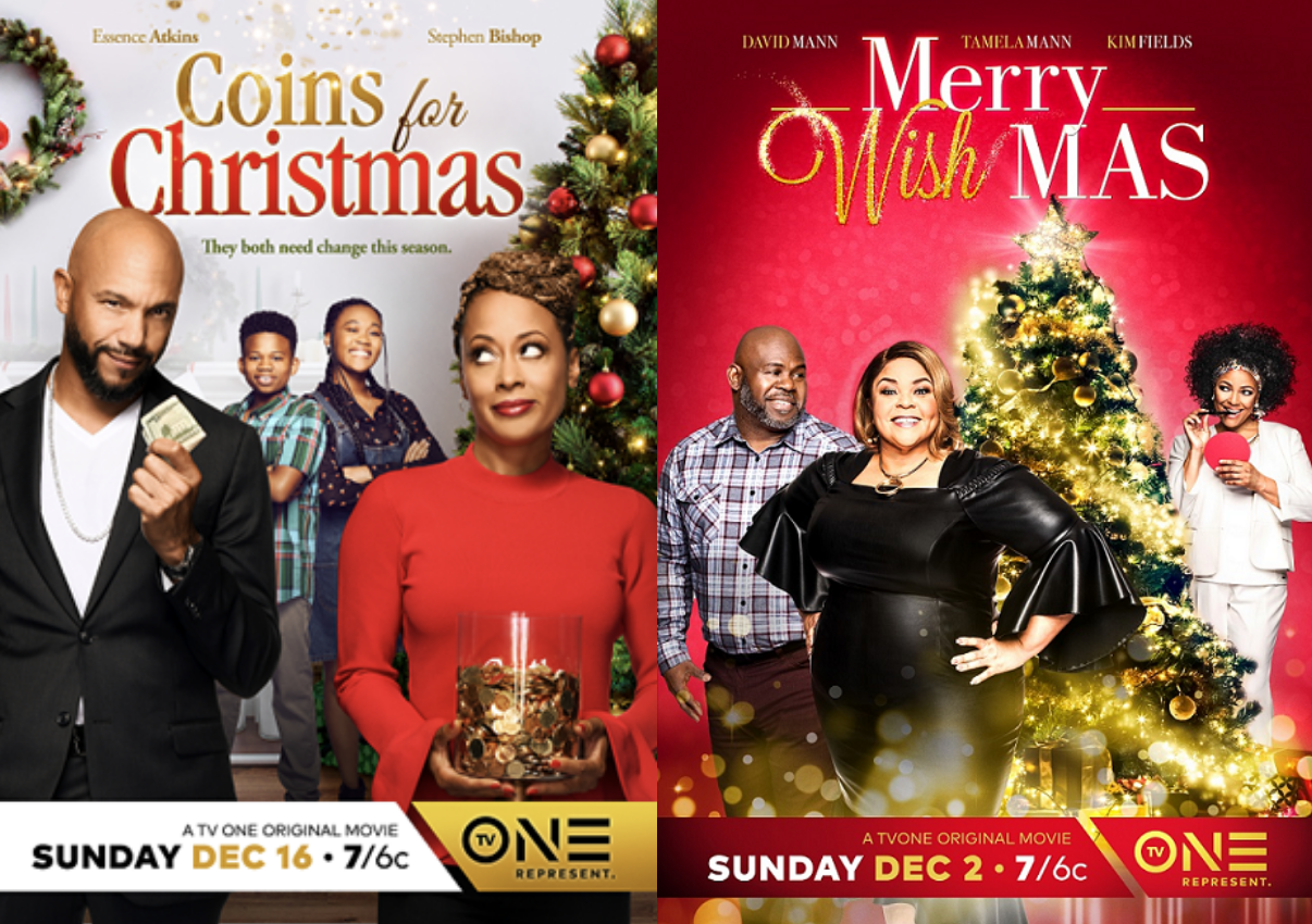 TV ONE'S HOLIDAY SEASON OFFERS EVERYTHING FROM ORIGINAL MOVIE PREMIERES TO COOKING AND LIFESTYLE SPECIALS - Urban One
